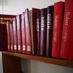 Biblar och sångböcker